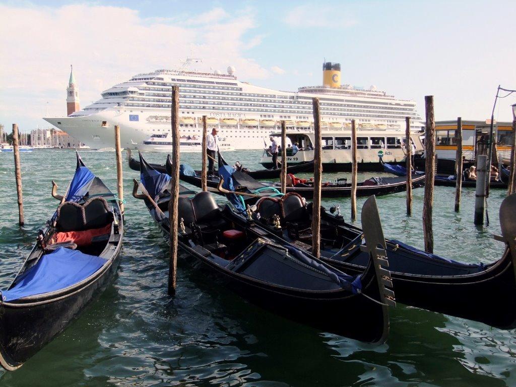 Venice to Rome